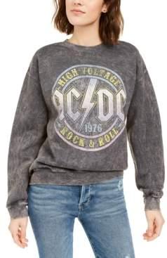 True Vintage Ac/Dc Graphic Sweatshirt