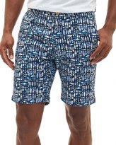 Robert Graham Ocean Park Surfboard Shorts, Multicolor