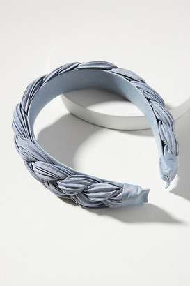Anthropologie Victoire Braided Headband By in Blue