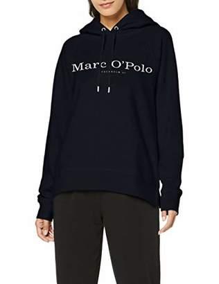 Marc O'Polo Women's 908401154251 Hoodie, (Midnight Blue 812), S