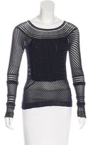 Maiyet Silk Knit Sweater