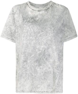Stella McCartney bleached boxy T-shirt