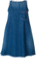 Love Moschino swing denim dress
