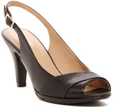 Naturalizer Indeed Slingback Pump - Wide Width Available