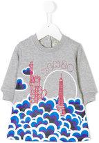 Kenzo Popcorn print sweater