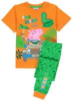 George Peppa Pig Pig Pyjamas