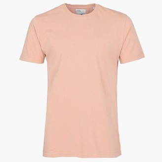 Colorful Standard - Paradise Peach Classic Organic Tee - XS