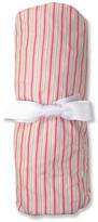 Tulip Stripe Crib Sheet