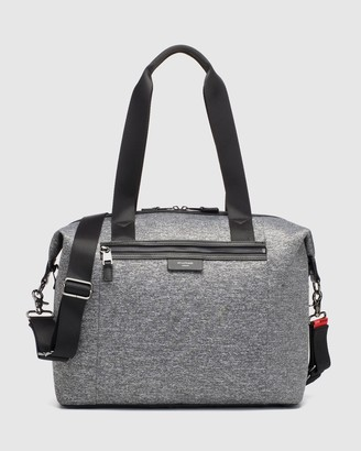 Storksak Women's Grey Nappy bags - Stevie Luxe Scuba Nappy Bag - Size One Size at The Iconic