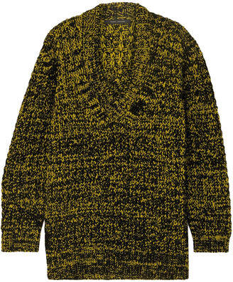 Marc Jacobs Oversized Marled Knitted Sweater