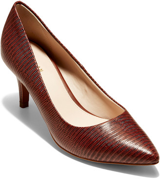 Cole Haan Harlow Ii 65 Leather Pump