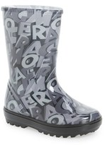 Salvatore Ferragamo Toddler Girl's 'Nemo' Rain Boot