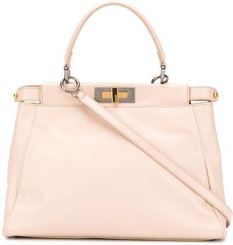 Fendi Pre Owned medium Peekaboo bag