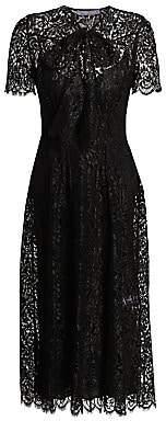 Ralph Lauren Women's Bridget Floral Lace Dress