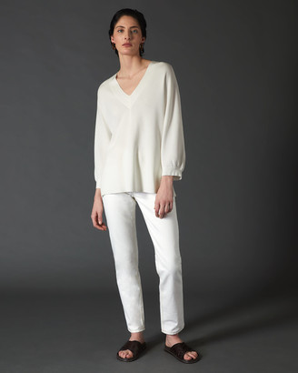 Jigsaw Batwing Panelled Jumper