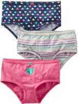Carter's 3-Pack Stretch Cotton Panties