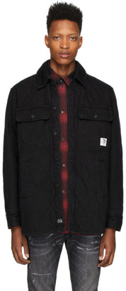 Diesel Black D-Black Welles Jacket