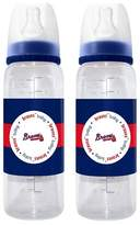 MLB Baby Fanatic 2-Pack Baby Bottle Set