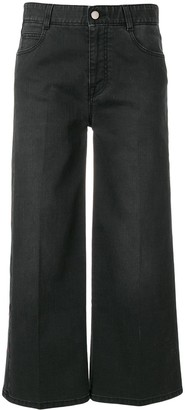 Stella McCartney All Is Love cropped jeans