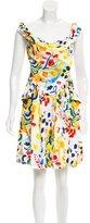 Vivienne Westwood Printed Knee-Length Dress