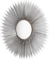 Cyan Aludra Large Wall Mirror - Antiqued Zinc