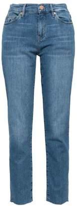 MiH Jeans Tomboy Distressed Boyfriend Jeans