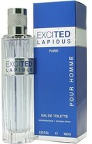 Ted Lapidus Excited By Edt Spray 3.3 Oz