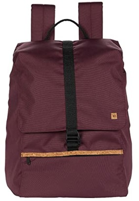 tentree Brooklyn Pack (Merlot Red) Backpack Bags