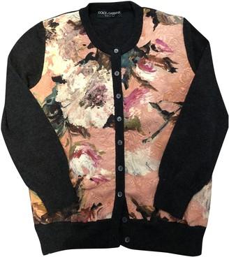 Dolce & Gabbana Multicolour Cashmere Knitwear for Women