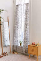 Urban Outfitters Allover Eyes Window Curtain