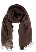 Chan Luu New Bracken Metallic CASHMERE and SILK SOFT SCARF Shawl