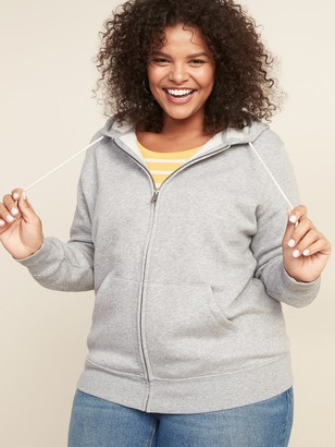 Old Navy Relaxed Zip-Front Plus-Size Hoodie