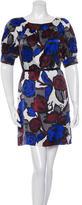 Trina Turk Silk Mini Dress