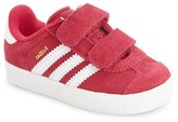 adidas Toddler Girl's Gazelle Sneaker