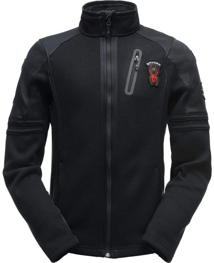 Spyder Wengen Full Zip Stryke Jacket - Men's