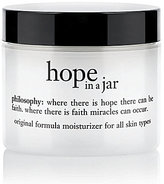 philosophy Hope In A Jar Original Formula For All Skin Types