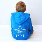 Sparks Clothing Personalised Kids Star Onesie