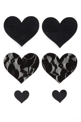 Bristols 6 Nippies by Bristols Six Heart Nipple Covers