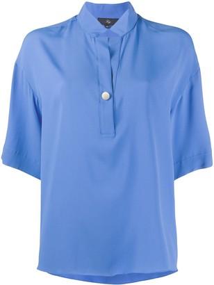 Fay Short Sleeve Loose Fit Shirt