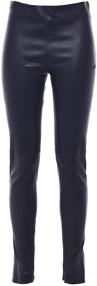 Balenciaga Stretch-leather Leggings
