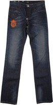 Philipp Plein Denim pants - Item 42532687