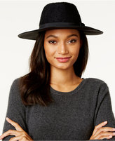 INC International Concepts Mixed Media Panama Hat, Only at Macy's
