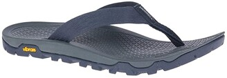 Merrell Breakwater Flip (Black) Men's Sandals