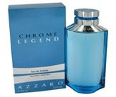 Azzaro Chrome Legend by Eau De Toilette Spray 2.6 oz for Men