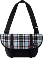 Head Porter Blue Lesson Shoulder Bag (s)