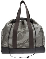 Dolce & Gabbana camouflage print tote