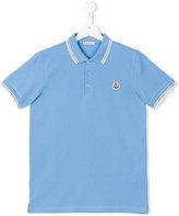 Moncler classic logo polo shirt