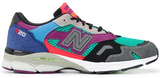 New Balance Colour Block Trainers