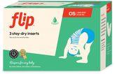 Flip FlipTM 3-COunt Stay-Dry Diaper Inserts