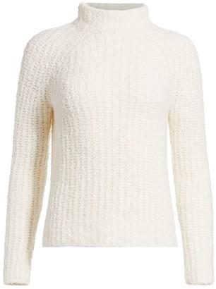 Akris Boucle Knit Sweater